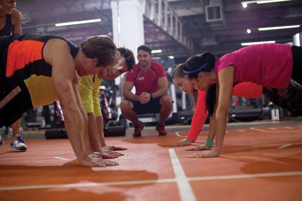 Freestyle™ Group Training